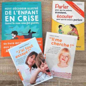 Livres sur l'éducation et la parentalité positive