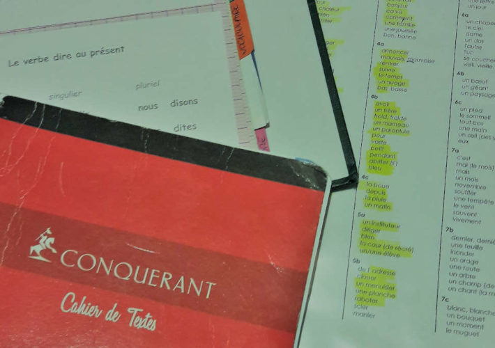 Les devoirs - apaiser les tensions a posteriori